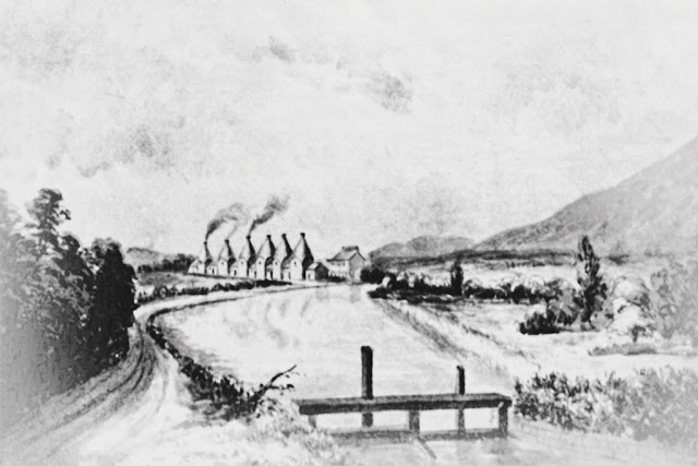 Cleator Iron Works, 1794
