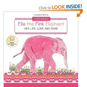 ella the pink elephant picture book