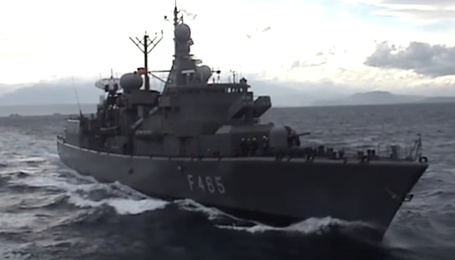 Ξεκινάει μεγάλη άσκηση του Πολεμικού Ναυτικού στο Αιγαίο (βίντεο)