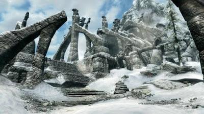 تنزيل لعبة The Elder Scrolls V Skyrim كاملة من ميديا فاير