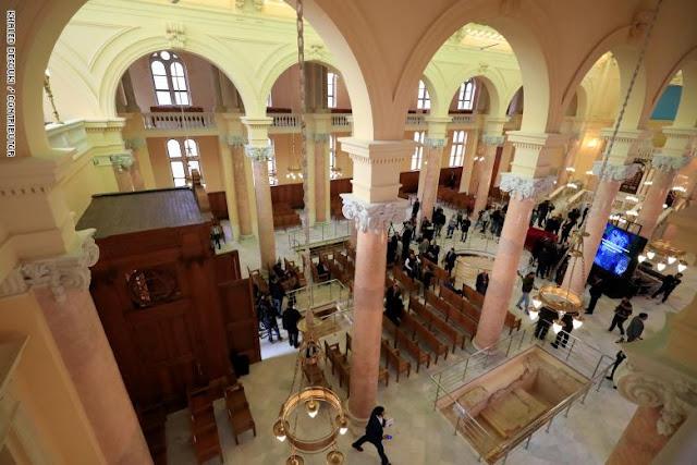 """كيف يبدو معبد """"إلياهو هانبي"""" اليهودي في مصر؟ إليك نبذة عنه"""