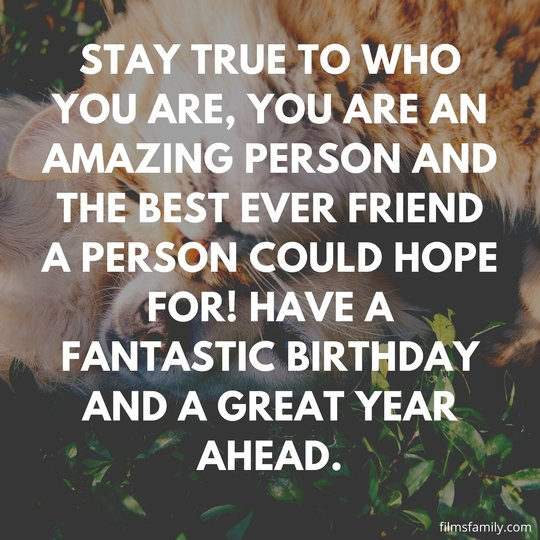 Birthday Wishes for friend messages