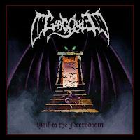 """Ο δίσκος των Gargoyle """"Hail to the Necrodoom"""""""
