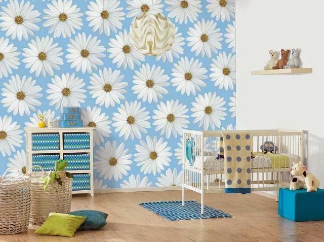 wall painting ideas baby room