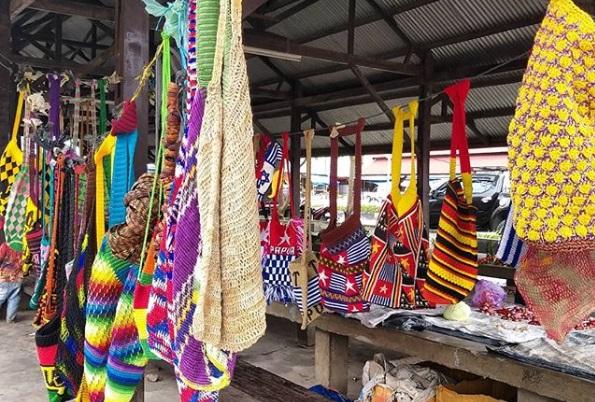 Noken Papua Warisan Budaya Dunia
