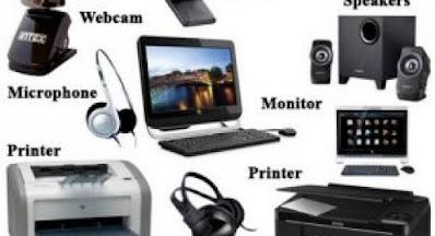 Berikut Jenis Jenis Perangkat Output Komputer