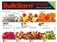 Bulk Barn Flyer Deals so great valid February 15 - 28, 2018