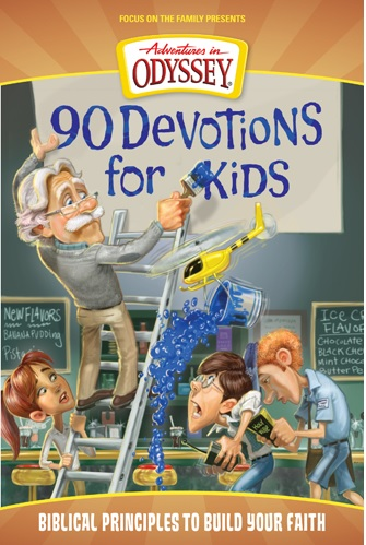 90 Devotions For Kids Adventures In Odyssey Giveaway