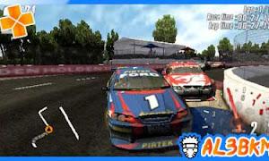تحميل لعبة ToCA Race Driver 2 psp iso مضغوطة لمحاكي ppsspp