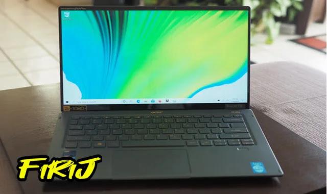 Test de Acer Swift 5 2020