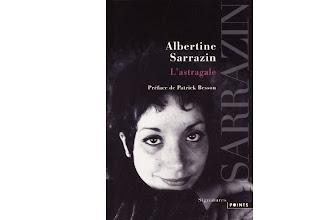Lundi Librairie : L'astragale - Albertine Sarrazin