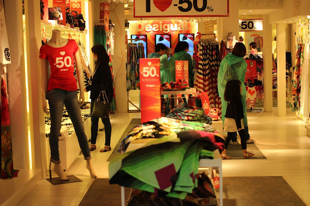 Desigual Store | Sale | Madrid | Chichi Mary Blog