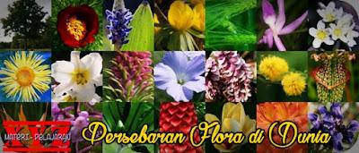 Persebaran Flora Fauna di Bumi
