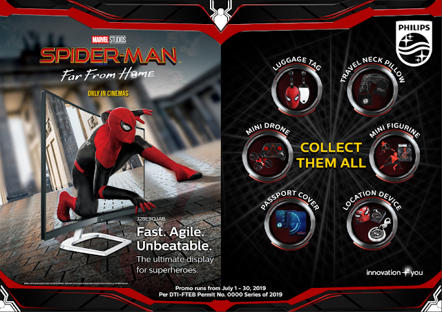 Snag these Spider-Man Far From Home Premium Items!