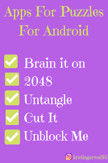 20 Brainstorming Apps for Puzzles for Android 2019