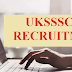 UKSSSC Junior engineer Recruitment 2019- 100 Vacancy