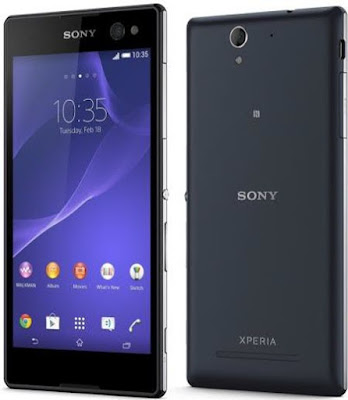 Sony Xperia C3 Dual complete specs and features