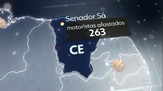 Informação errada sobre Senador Sá é repassada no Jornal Nacional