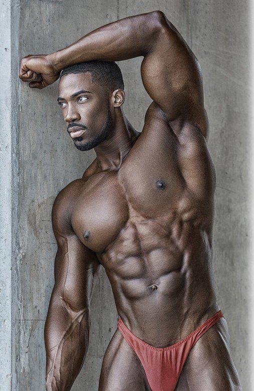 Ebony gay black gay hunk naked new porn