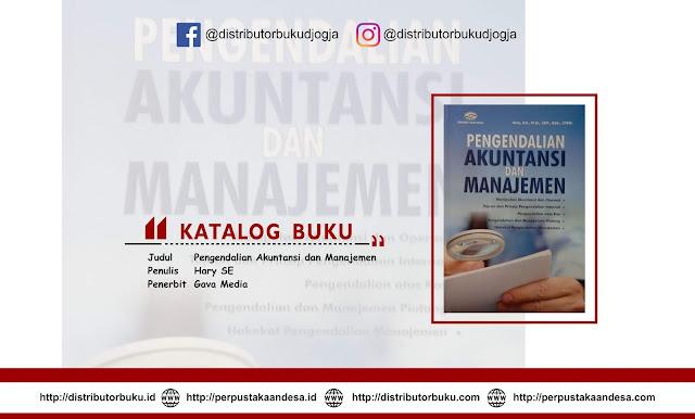 Pengendalian Akuntansi dan Manajemen