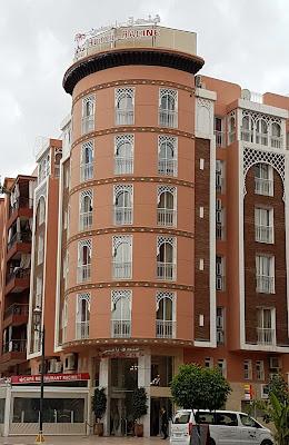 Hotel Racine Marrakech