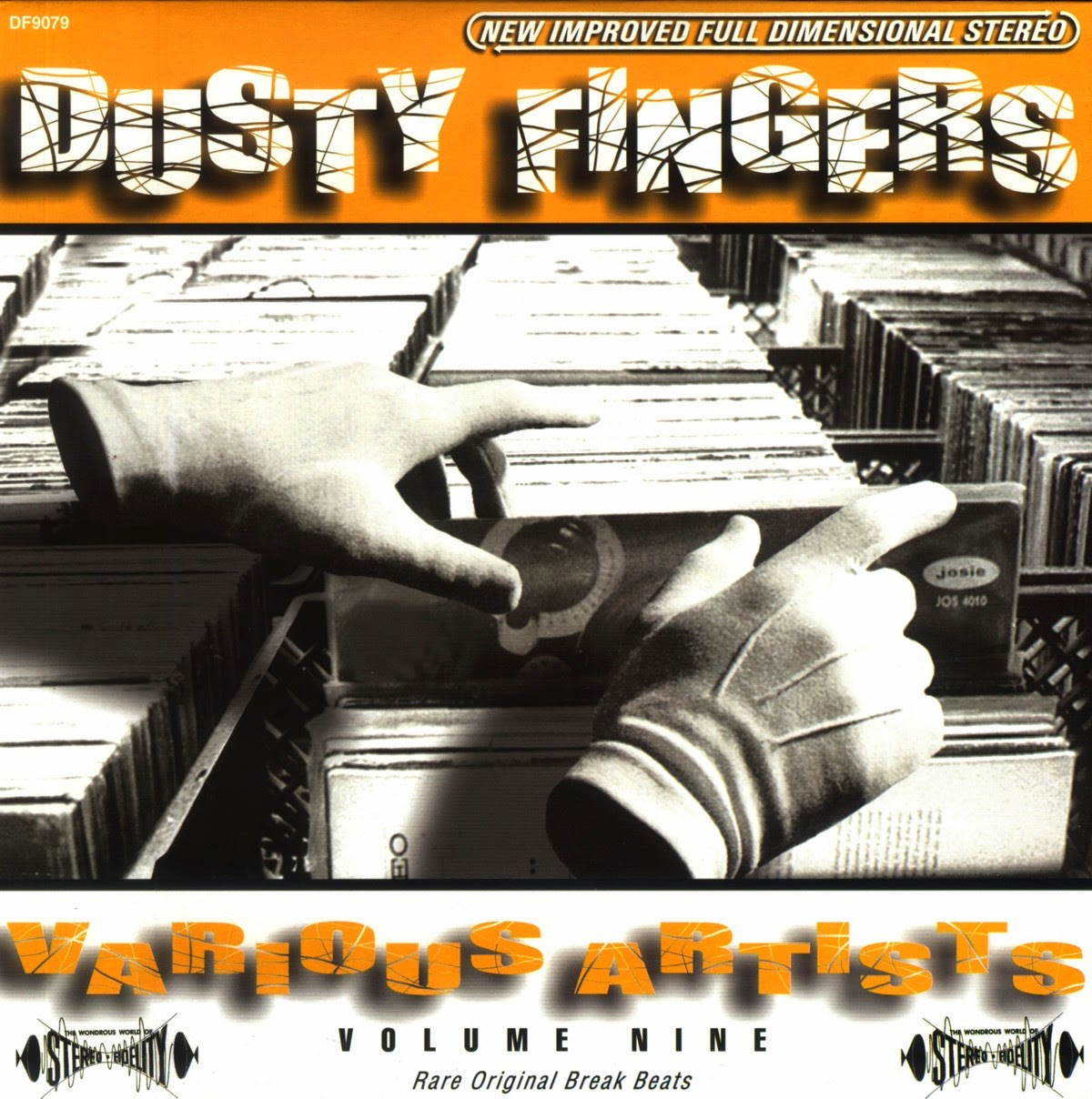 dusty fingers vol 9