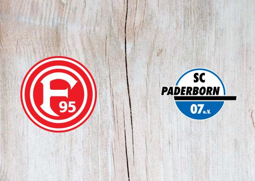 Fortuna Dusseldorf vs Paderborn -Highlights 16 May 2020