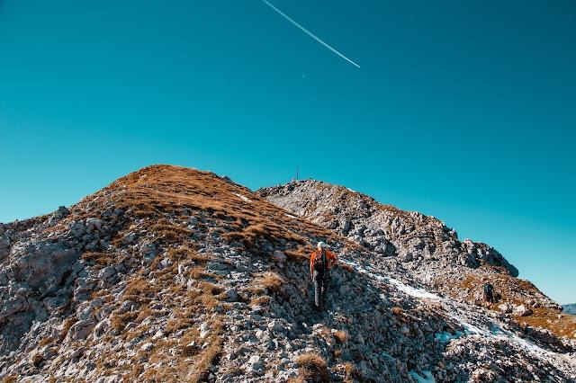 Bergtour Scheffauer  Wandern Wilder Kaiser  leichter Gipfel im Wilden Kaiser  Wandern-Tirol 07