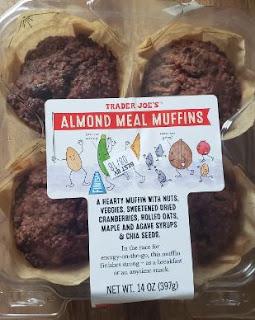 What S Good At Trader Joe S Trader Joe S Almond Meal Muffins
