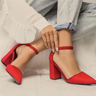 Sapatos para Natal e Reveillon é na Shoessee