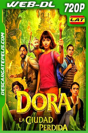 Dora y la ciudad perdida (2019) HD 720p WEB-DL Latino – Ingles