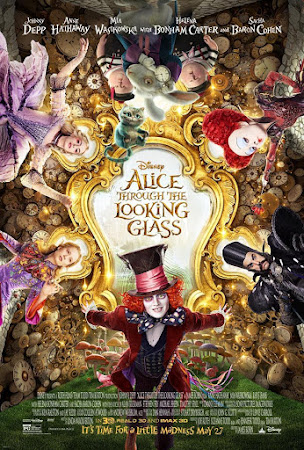 Alice Through the Looking Glass (Alicia a través del espejo)