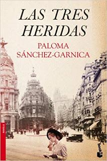Las tres heridas- Paloma Sanchez-Garnica