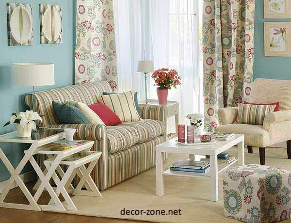 Stylish curtains for living room ideas designs colors 2017 - Living room curtain ideas ...