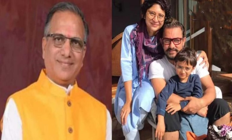 People like Aamir Khan have a hand in upsetting the population balance - BJP MP