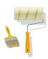 tavan boyası için fırça