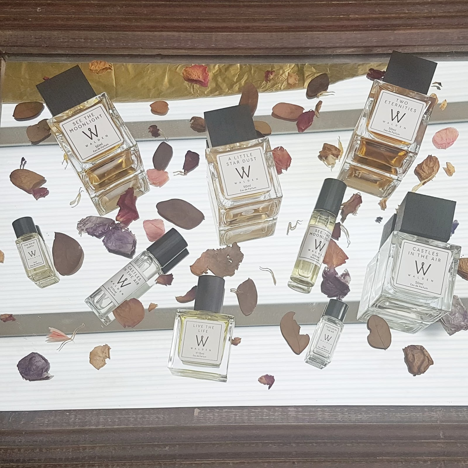 Walden Natural Perfume Review - Nontoxic Fragrance, Clean Perfume