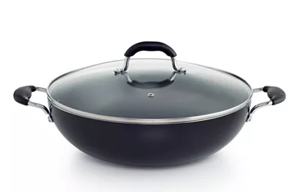 MACYS - 7.5 Qt. Covered Wok $9.99 After $10 Mail-In Rebate