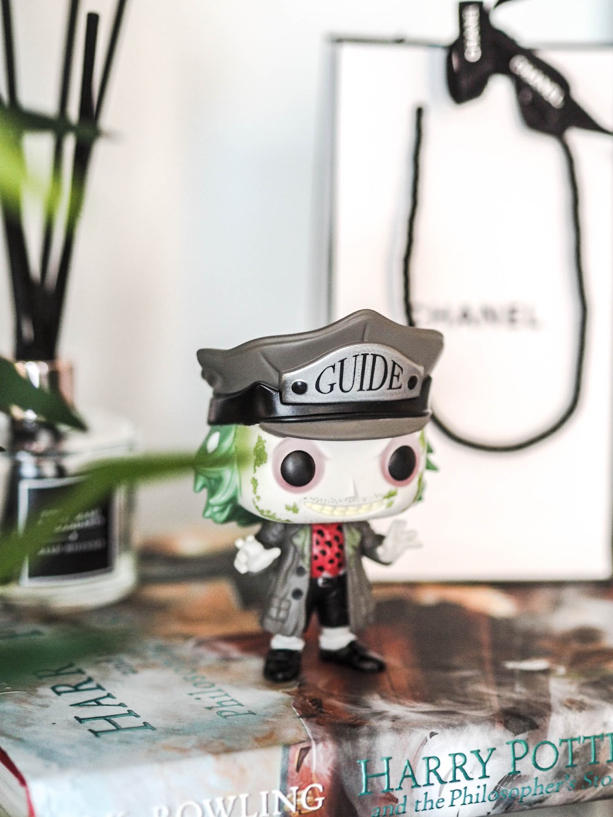 Funko Pop Beetlejuice
