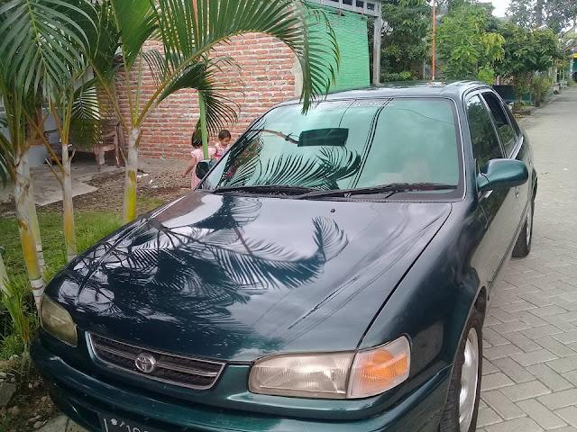 Toyota Corolla tahun 1997 bekas