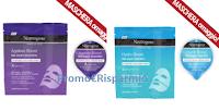 Logo Con ''PrenotaXme'' Maschere Neutrogena 1+1 gratis: scopri la promozione