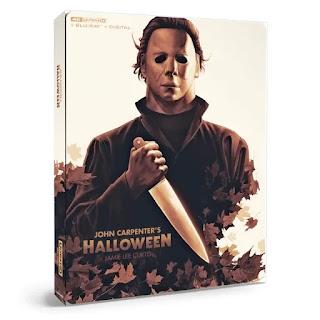 Halloween 1978 steelbook