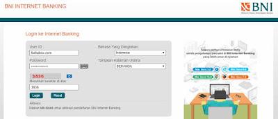 cara daftar dan aktivasi internet banking bni
