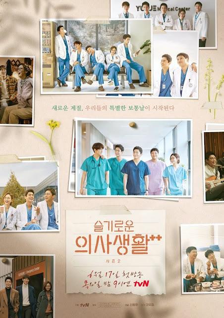 Review dan Sinopsis Drama Hospital Playlist 2
