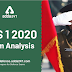 CDS 1 2020 Exam Analysis (Detailed): Download All Papers Here