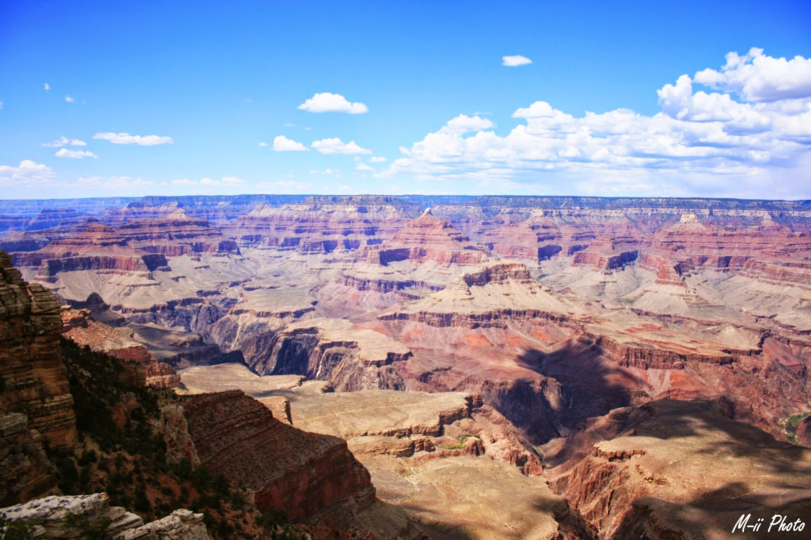 Le Grand Canyon en hélico