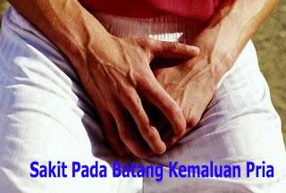 Obat tradisional Pipis Sakit Pada Batang Kemaluan Pria