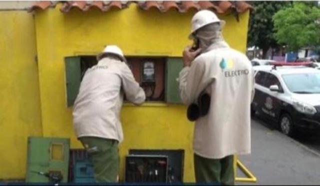 Elektro divulga balanço das ações de combate ao furto de energia