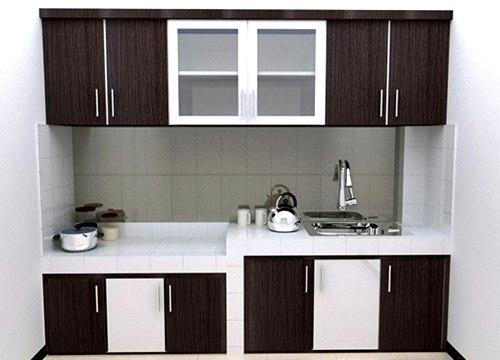 50 Desain Dapur Minimalis Terbaru 2018 Model Desain Rumah Minimalis