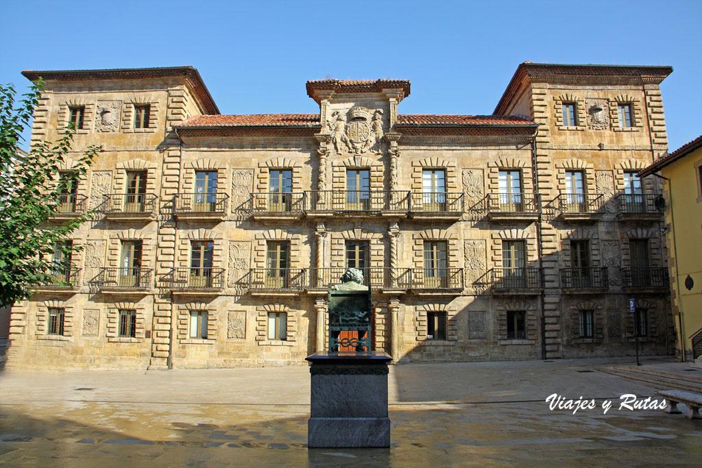 Palacio de Camposagrado de Avilés